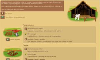 Farmzer - Exercez un vrai metier