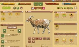 Farmzer - Occupez vous de vos animaux de la ferme
